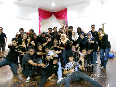 EVENT: Battle Of The Band UMS-KAL 2011