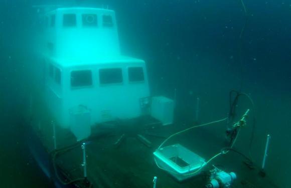 Kapal APMM dijadikan tukun tiruan