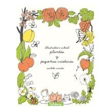 plantas y pequeñas criaturas