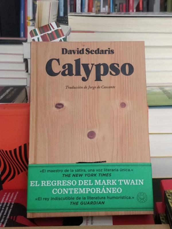 Calypso, de David Sedaris. Blackie Books