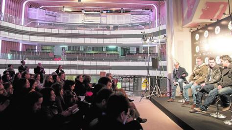 Presentación de Platea Madrid