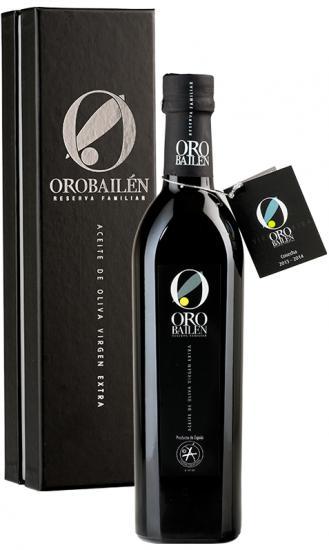 Aceite de Oliva Virgen Extra Oro Bailén reserva Familiar