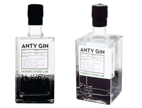 Anty Gin. La Ginebra elaborada con hormigas