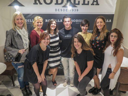 Show cooking en Rodilla