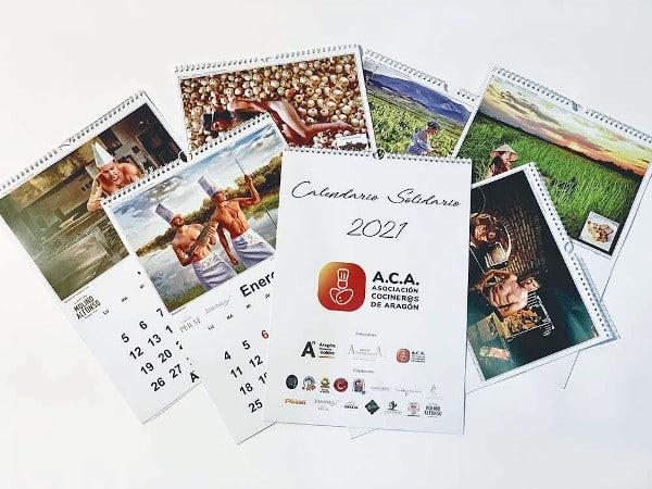 calendario solidario 2021 ACA
