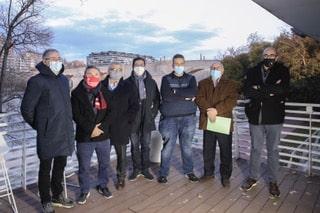 rueda de prensa hosteleria turismo y ocio de Aragón 4 diciembre