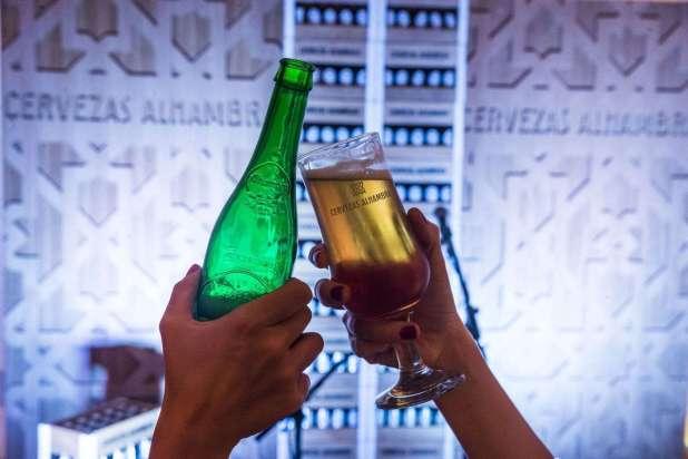 Crear sin prisas cervezas Alhambra. /Balance productions