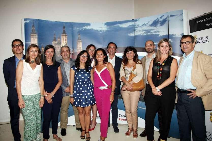 Presentacion en Madrid Concurso de Tapas