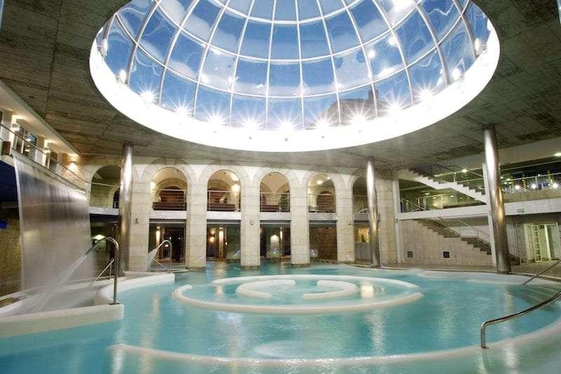 palacio del agua mondariz