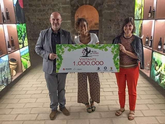 visitante 1 millon do calatayud