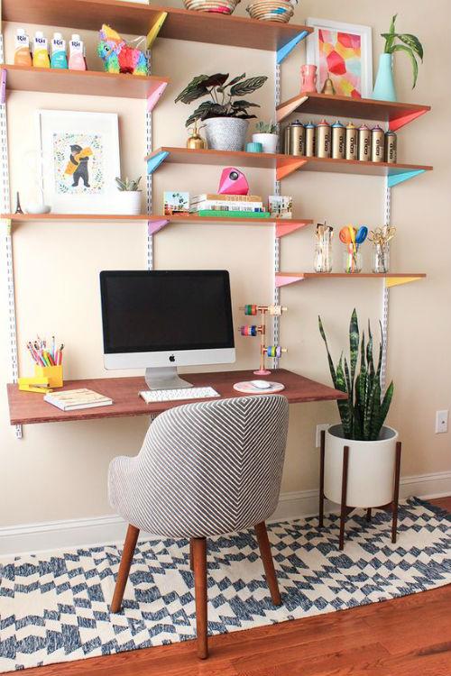 14 - estanterias escritorio