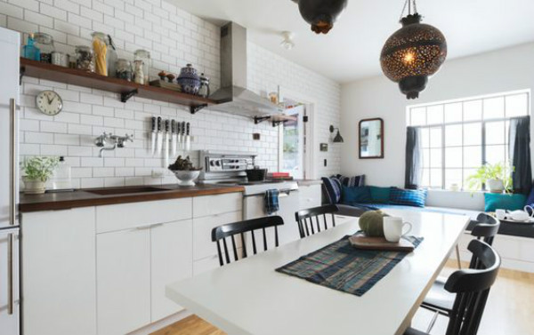 5 - mesas de comedor en la cocina