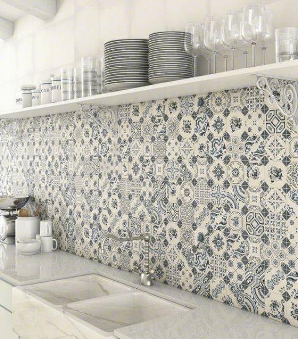 10 - 10 tipos de azulejos para tener una cocina diferente