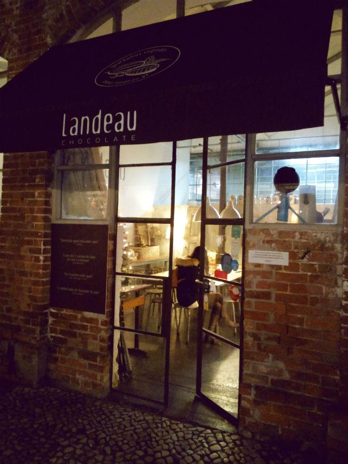 12 - Landeau Chocolateria con encanto en Lisboa