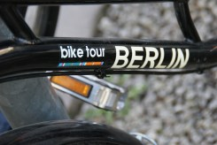 Bike tour Berlin