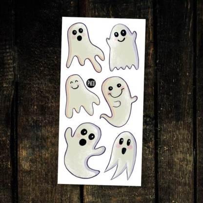 pico les surprenants fantômes