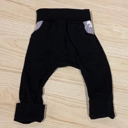 lune pantalon évolutif 3-12 mois ours