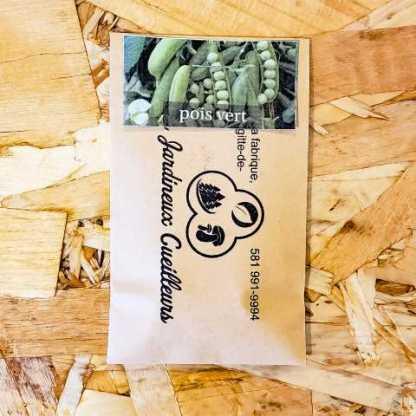 semences pois sugar snap jardineux cueilleurs québec