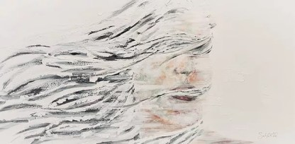 sabrina e ménard artiste peintre toile mme bovary