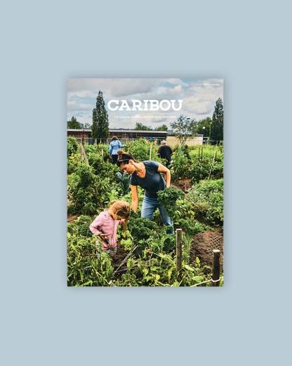 magazine caribou