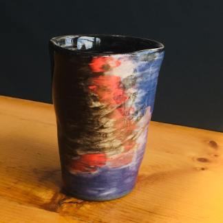 verre à thé café poterie sa-chat