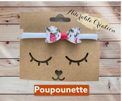 boucles pour cheveux québécoises adorable création