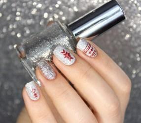mint polish-nordic sweater-christms mani (10)