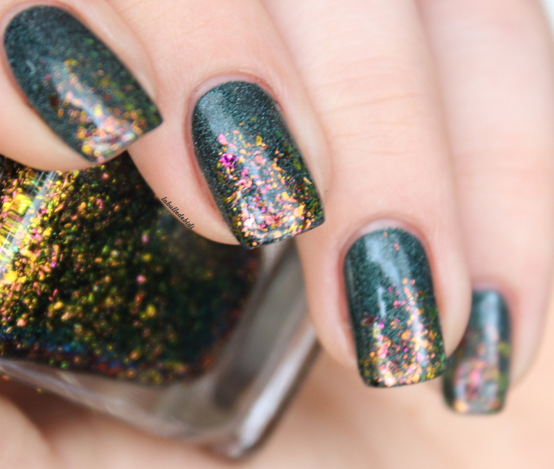 ILNP: Ultrachrome Flakies, suite... et fin