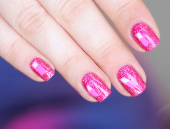 dance legend wow prism party time-nailart love (8)