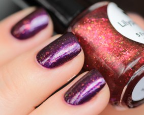 lilypad lacquer-raining fire (1)
