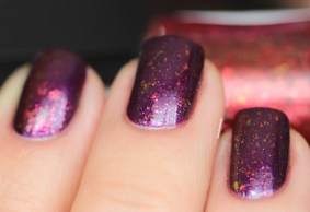 lilypad lacquer-raining fire (2)