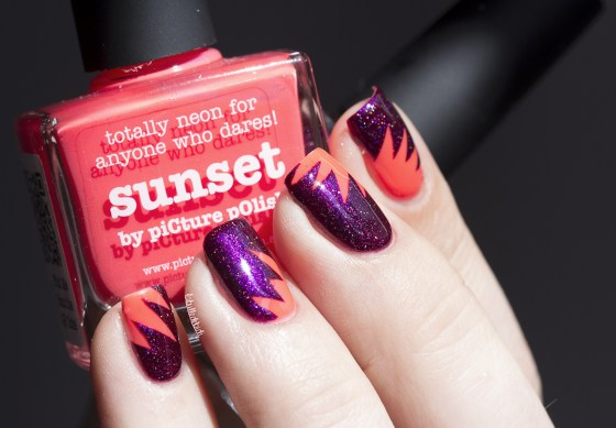 picture polish-desire-sunset-nail vinyk stckers_3