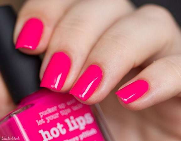 picture polish-hot lips-my picture polish_1