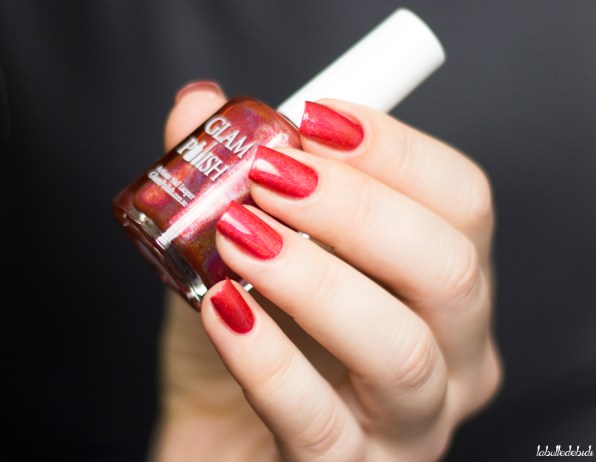 GLAM POLISH-NO LEI'S OVERS-HIBISCUS HIDEAWAY