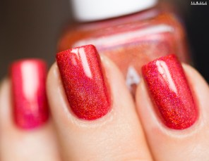 GLAM POLISH-NO LEI'S OVERS-HIBISCUS HIDEAWAY_8