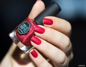 il etait un vernis-welcom paradise collection-pink and nothnig but the pink_8
