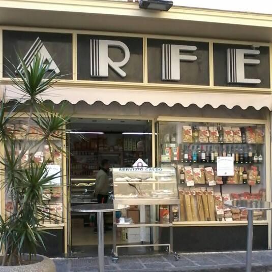 Gastronomia Arfé