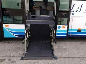 Plataforma para discapacitados