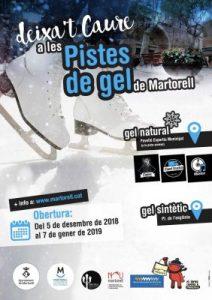 la Bustia - Martorell - Pista gel5