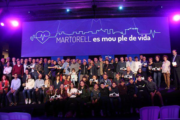 Esports - La Bustia - Nit Esport Martorell