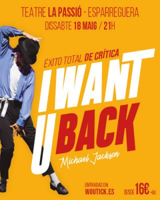 La Bustia I WANT U BACK 400-500