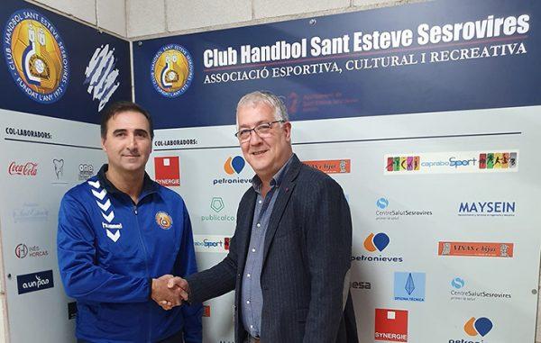Esports - La Bustia - Club Hanbol Sant Esteve