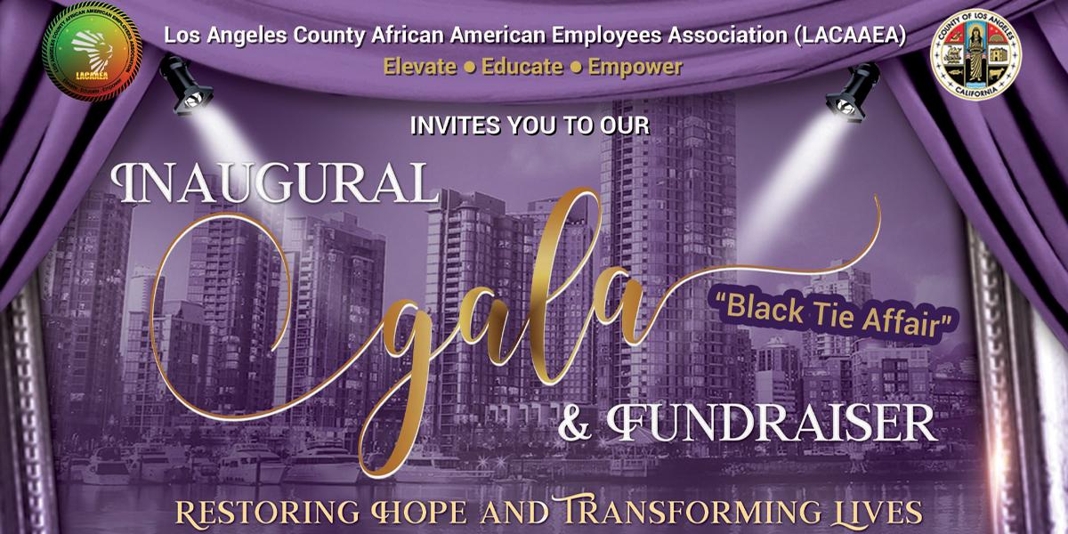 Inaugural Black-Tie Gala