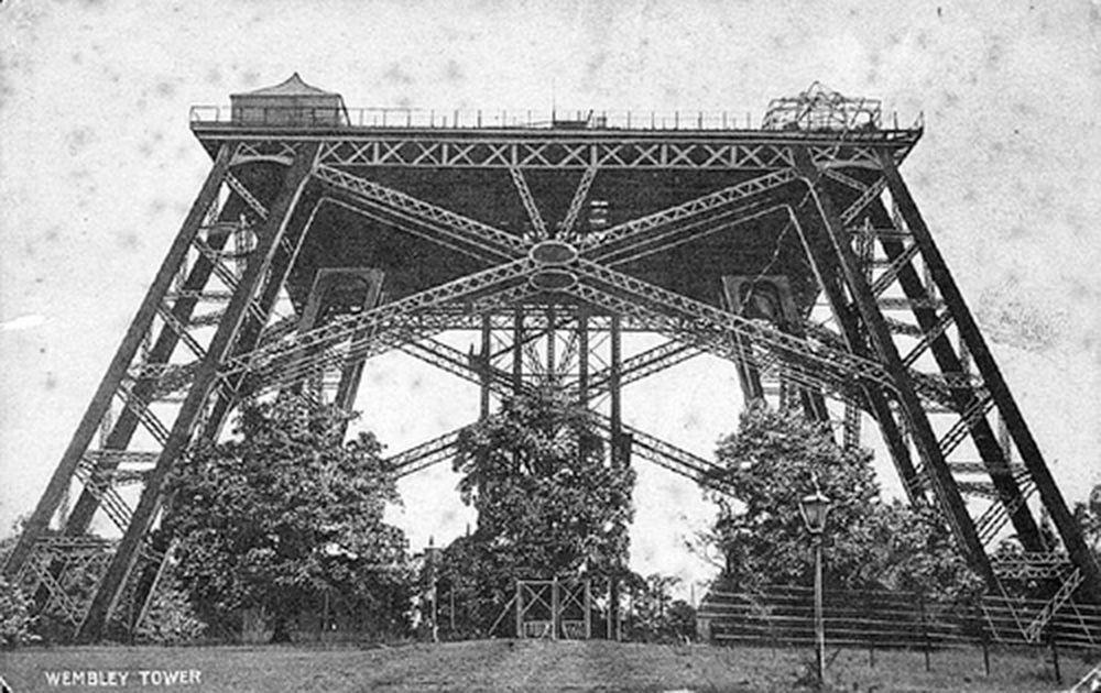 Cuando Londres quiso tener su propia Torre Eiffel