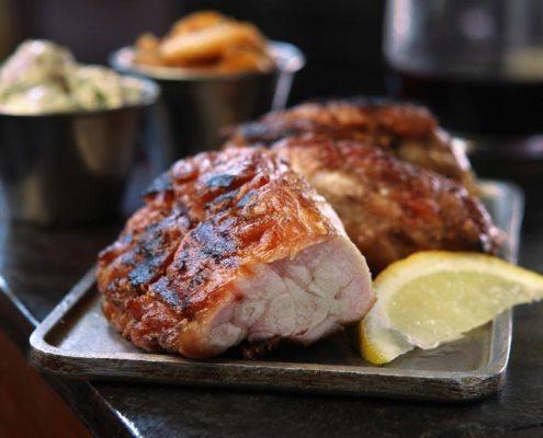 La Cabrera, la mejor parrilla argentina tiene increíbles carnes a las brasas.