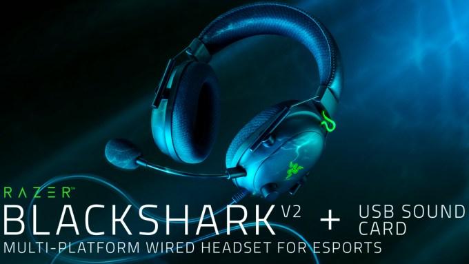 Razer lanza sus auriculares para eSports y con sonido espacial THX