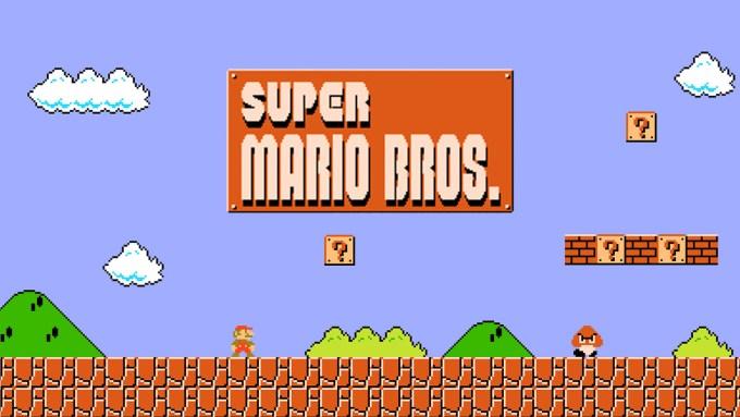 Super Mario Bros. cumple 35 años