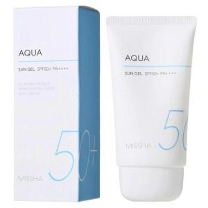 Block-Aqua-Sun Gel-50ml