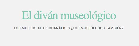 El diván museológico