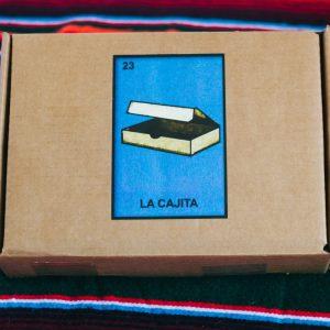 Small Cajita Mexican Candy Box La Cajita